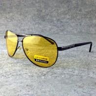 Мужские поляризованные солнцезащитные очки ночного видения для вождения солнцезащитные очки для водителя мужские женские очки для водителя Солнцезащитные очки-in Мужские солнцезащитные очки from Аксессуары для одежды on AliExpress - Yellow Glasses