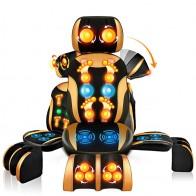 Электрический массажный стул бытовой полностью автоматический многоцелевой массаж тела разминающая Подушка для спины пожилой шейный позвонок купить на AliExpress
