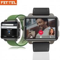 7267.48 руб. |Новое Поступление Смарт часы Android 5,1 2,2 дюйма 3g Smartwatch DM99 ужин большой Экран 1 ГБ + 16 ГБ gps Wi Fi игры наручные часы PK LEM4 Pro-in Смарт-часы from Бытовая электроника on Aliexpress.com | Alibaba Group