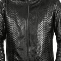 Мужская кожаная куртка Franko Armondi ME-18441-K-967 - Мужские кожаные куртки