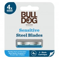 Bulldog Sensitive Blades 4s