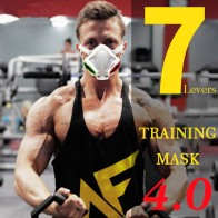 US $53.73 29% OFF|AGEKUSL Sports Training Mask 4.0 Cycling Face Mask Fitness Workout Gym Exercise Running Bike Bicycle Mask Elevation Cardio Mask-in Cycling Face Mask from Sports & Entertainment on Aliexpress.com | Alibaba Group