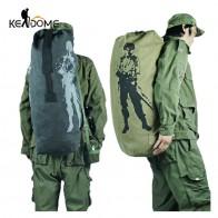 1102.72 руб. 27% СКИДКА|Универсальный холст тактический рюкзак рюкзаки Военная армейская сумка для мужчин женщин Открытый складной путешествия пеший Туризм Кемпинг Сумка XA549YL купить на AliExpress