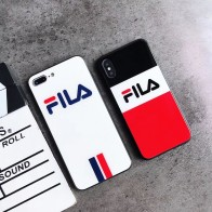 Fashion white Mirror glass hard cover case for iphone 6 6S plus 7 7plus 8 8plus X 10 Italy sport brand Glossy phone cases coque-in Fitted Cases from Cellphones & Telecommunications on Aliexpress.com | Alibaba Group