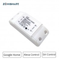 US $9.8 51% OFF|Alexa Google Home IFTTT Siri Voice Control Wifi Switch Interruttore Universal Remote Controller DIY Modules IOS Android-in Smart Remote Control from Consumer Electronics on Aliexpress.com | Alibaba Group