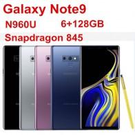32267.04 руб. |Samsung Galaxy Note9 Note 9 N960U 128 Гб ПЗУ 6 ГБ ОЗУ оригинальный LTE Восьмиядерный 6,4