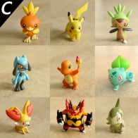 US $3.0 |4cm Original Riolu Fennekin Torchic Chespin anime cartoon action & toy figures Collection model toy KEN HU STORE pks-in Action & Toy Figures from Toys & Hobbies on Aliexpress.com | Alibaba Group