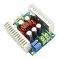 567.02 руб. 26% СКИДКА|DC 300 Вт 20A CC CV постоянный ток регулируемый Шаг вниз преобразователь напряжение бак источник тока модуль купить на AliExpress