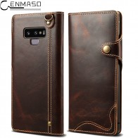 US $17.96 33% OFF|For Samsung Note 9 Case Genuine Leather Wallet Stand Protect Flip Case for Samsung Galaxy S8 S9 Plus Note 8 9 Note9 Case Cover-in Fitted Cases from Cellphones & Telecommunications on Aliexpress.com | Alibaba Group