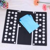 € 8.42 |Magia ahorrar tiempo ropa tablero plegable Multi funcional camiseta niño tamaño rápido carpetas organizador de ropa de plástico de almacenamiento en casa-in Pinzas para la ropa from Hogar y jardín on Aliexpress.com | Alibaba Group