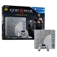 Игровая консоль PlayStation 4 Pro 1TB God of War Limited Edition