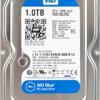 Купить Жесткий диск WD Blue WD10EZRZ в интернет-магазине СИТИЛИНК, цена на Жесткий диск WD Blue WD10EZRZ (318868) - Москва
