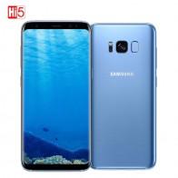 57722.71 руб. |Оригинальный разблокирована samsung Galaxy S8 плюс 4G RAM 64g ROM 6,2 дюймов Восьмиядерный Qualcomm 4G LTE Мобильного Телефона Отпечатков пальцев Android 7,0 купить на AliExpress