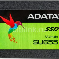 SSD накопитель A-DATA Ultimate SU655 ASU655SS-120GT-C 120Гб