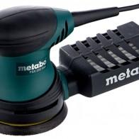 Купить Эксцентриковая шлифмашина Metabo FSX 200 Intec по низкой цене с доставкой из маркетплейса Беру