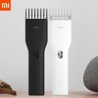 771.96руб. 13% СКИДКА|В наличии Xiaomi Enchen Boost USB электрическая машинка для стрижки волос двухскоростная керамическая машинка для стрижки волос быстрая зарядка триммер для волос для детей-in Обучаемые пульты ДУ from Бытовая электроника on AliExpress - 11.11_Double 11_Singles