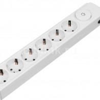 Купить Сетевой фильтр IPPON BK212, белый в интернет-магазине СИТИЛИНК, цена на Сетевой фильтр IPPON BK212, белый (75107) - Москва