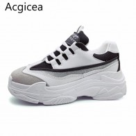 1166.29 руб. 29% СКИДКА|Size35 43 2019 New Fashion Summer Women Shoes Ladies Casual Shoes High Platform Female Sport Black & White Bling Totem Sneakers-in Женская вулканизированная обувь from Туфли on Aliexpress.com | Alibaba Group