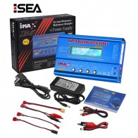 US $18.26 35% OFF|HTRC iMAX B6 80W Battery Charger Lipo NiMh Li ion Ni Cd Digital RC IMAX B6 Lipro Balance Charger Discharger + 15V 6A Adapter-in Chargers from Consumer Electronics on Aliexpress.com | Alibaba Group