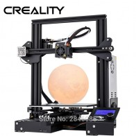 US $199.01 25% OFF|Ender 3 Creality 3D printer V slot prusa I3 Kit Resume Power Failure Printer 3D DIY KIT 110C for Hotbed-in 3D Printers from Computer & Office on Aliexpress.com | Alibaba Group