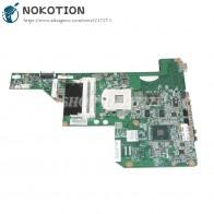 5727.54 руб. 12% СКИДКА|NOKOTION 615381 001 615382 001 материнская плата для ноутбука hp G62 G62 B41E0 основная плата HM55 DDR3 с 1 GB видеокартой-in Материнская плата ноутбука from Компьютер и офис on Aliexpress.com | Alibaba Group