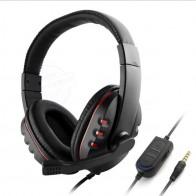 US $6.85 30% OFF|Professional Wired Mobile Computer Games Bass Headphones Deep Bass Stereo Headset with Mic LED Light for PC Game Gamer Earphone-in Headphone/Headset from Consumer Electronics on Aliexpress.com | Alibaba Group