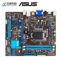4832.55 руб. |Asus P8H61 M рабочего Материнская плата H61 разъем LGA 1155 i3 i5 i7 DDR3 16 г SATA2 USB2.0 VGA, DVI, HDMI uATX купить на AliExpress