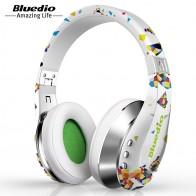 2603.47 руб. |Bluedio A( Воздух ) Bluetooth наушники над ухом, модные беспроводые наушники с микрофоном, складная и растягиваемая дуга, 3D объёмный звук-in Наушники и гарнитуры from Бытовая электроника on Aliexpress.com | Alibaba Group