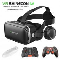 1476.39 руб. |100% Оригинальные VR SHINECON 6,0 виртуальной реальности очки 120 FOV 3D очки google cardboard с гарнитурой стерео коробка для смартфонов-in 3D очки, очки виртуальной реальности from Бытовая электроника on Aliexpress.com | Alibaba Group