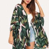 Кимоно для листьев джунглей