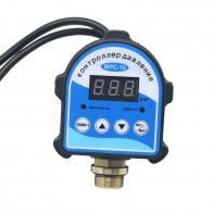 US $19.98 20% OFF|Russian Digital LED Display Water Pump Pressure Control Switch G1/4