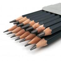 219.72 руб. 15% СКИДКА|14 шт./комплект Профессиональный простой карандаш комплект HB 2B 6 H 4 H 2 H 3B 4B 5B 6B 10B 12B 1B живопись Карандаши Канцелярские Принадлежности-in Простые карандаши from Офисные и школьные принадлежности on Aliexpress.com | Alibaba Group