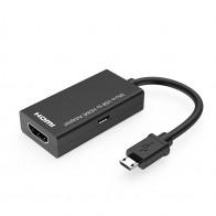 Micro USB к HDMI адаптер для MHL конвертер для ТВ монитор 1080 P HD HDMI аудио видео кабель для samsung HUAWEI Xiaomi с MHL купить на AliExpress