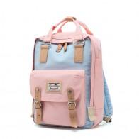 1288.05 руб. 42% СКИДКА|Колледж водостойкий Рюкзак Kanken для девочек подростков Модные женские школьные рюкзаки с верхней ручкой для ноутбука дорожная сумка унисекс Mochila купить на AliExpress