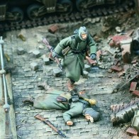 US $8.99 |1:35    German Running for Cover, World War II-in Model Building Kits from Toys & Hobbies on Aliexpress.com | Alibaba Group