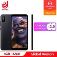 9459.77 руб. |Турция 3 ~ 7 рабочих дней глобальная версия Xiaomi Mi A2 4 Гб Ram 32 ГБ Rom 5,99