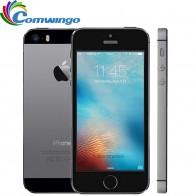 5916.22 руб. 32% СКИДКА|Оригинальное разблокирована Apple IPhone 5S 16 ГБ/32 ГБ Встроенная память IOS отпечатков пальцев Touch ID 4.0