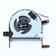 Ноутбук Замена кулер вентилятор для ASUS S510U X510U X510UAR S510UQ S510UA F510U cpu вентилятор охлаждения DFS531005PL0T FJPP