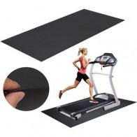 150x75cm مطحنة سوداء حصيرة الرياضة في الهواء الطلق سليمالجسم Yoga ماتس تشغيل آلة الوسادة