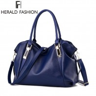 US $12.48 52% OFF|Herald Fashion Designer Women Handbag Female PU Leather Bags Handbags Ladies Portable Shoulder Bag Office Ladies Hobos Bag Totes-in Shoulder Bags from Luggage & Bags on Aliexpress.com | Alibaba Group