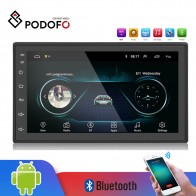 US $45.16 37% OFF|Podofo 2din Android Car Radio Multimedia Player Autoradio 2 Din 7
