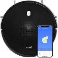 Купить Робот-пылесос IBOTO Smart V720GW Aqua, черный в интернет-магазине СИТИЛИНК, цена на Робот-пылесос IBOTO Smart V720GW Aqua, черный (1192329) - Москва