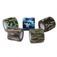 US $0.8 |Outdoor Camping Army Camo Hunting Tool Camouflage Stealth Tape Waterproof Wrap  For Climbing Camping survival Portable equipment-in Hunting Ghillie Suits from Sports & Entertainment on Aliexpress.com | Alibaba Group
