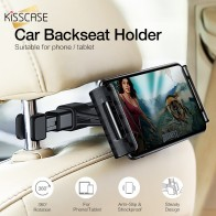 US $7.59 24% OFF|FLOVEME Mobile Phone Tablet PC Car Holder Stand rear seat bracket Support Car Stand Seat Mount Phone Holder For iPhone 11-in Phone Holders & Stands from Cellphones & Telecommunications on AliExpress