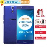 6814.36 руб. |Doogee bl7000 4 ГБ Оперативная память 64 ГБ Встроенная память Android 7.0 MTK6750T Восьмиядерный 1.5 ГГц 5.5