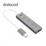849.43 руб. 40% СКИДКА|Dodocool Hi Res usb type C до 3,5 мм переходник для наушников USB C до 3,5 мм разъем Aux кабель с встроенным пультом для Xiaomi on Aliexpress.com | Alibaba Group