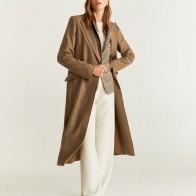 Пальто Mango - CLAUDIO-S за 13 999 руб. в интернет-магазине Lamoda.ru