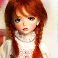 4241.0 руб. 30% СКИДКА|Новое поступление 1/6 BJD кукла BJD/SD Мода Lonnie с Fleckles прекрасная кукла для маленьких девочек подарок на день рождения Бесплатная доставка купить на AliExpress