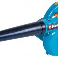 Купить Электрический садовый пылесос Bort BSS-550-R 0.55 кВт по низкой цене с доставкой из маркетплейса Беру