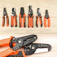 US $2.39 19% OFF|Multifunctional Useful Cable Wire Stripper Cutter Crimper Automatic Terminal Crimping Plier Tools-in Pliers from Tools on Aliexpress.com | Alibaba Group